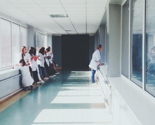 Location-based Services in Krankenhäusern