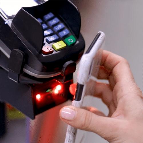 Digitale Kundenkarte mit integrierter Kassenanbindung