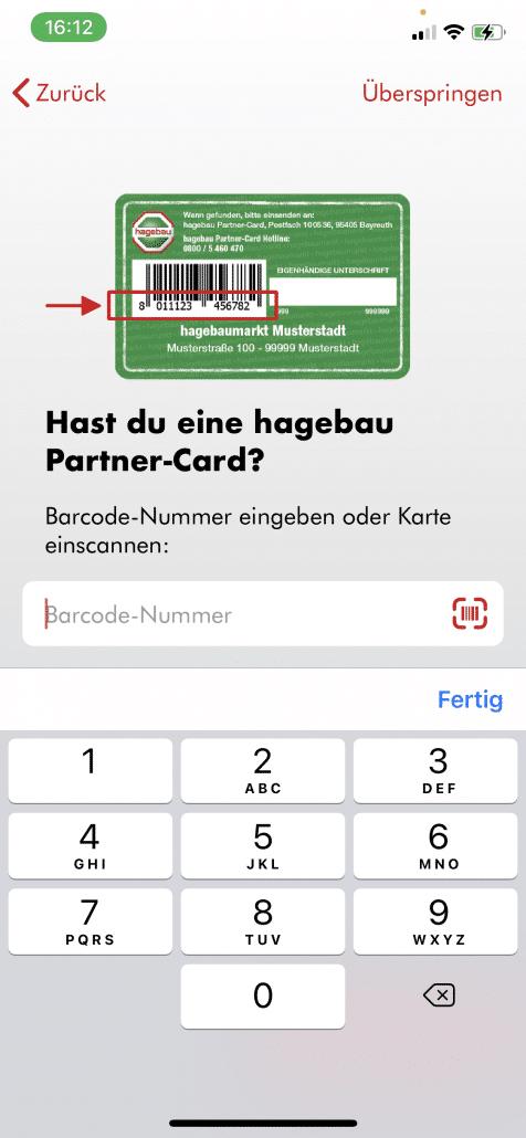 locandis Digitale Kundenkarte